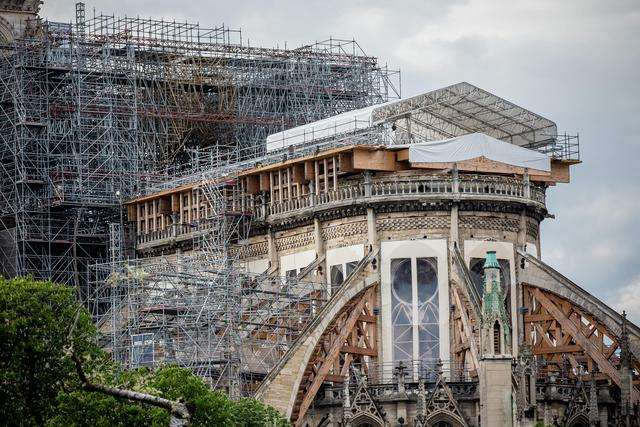 Refurbishment of Notre Dame Cathedral